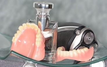 Zahnarztpraxis Dentalfitness Totalprothesen